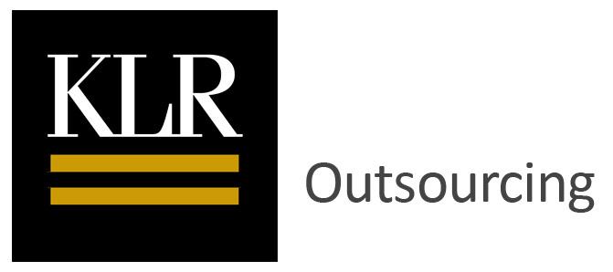 KLR Outsourcing Logo