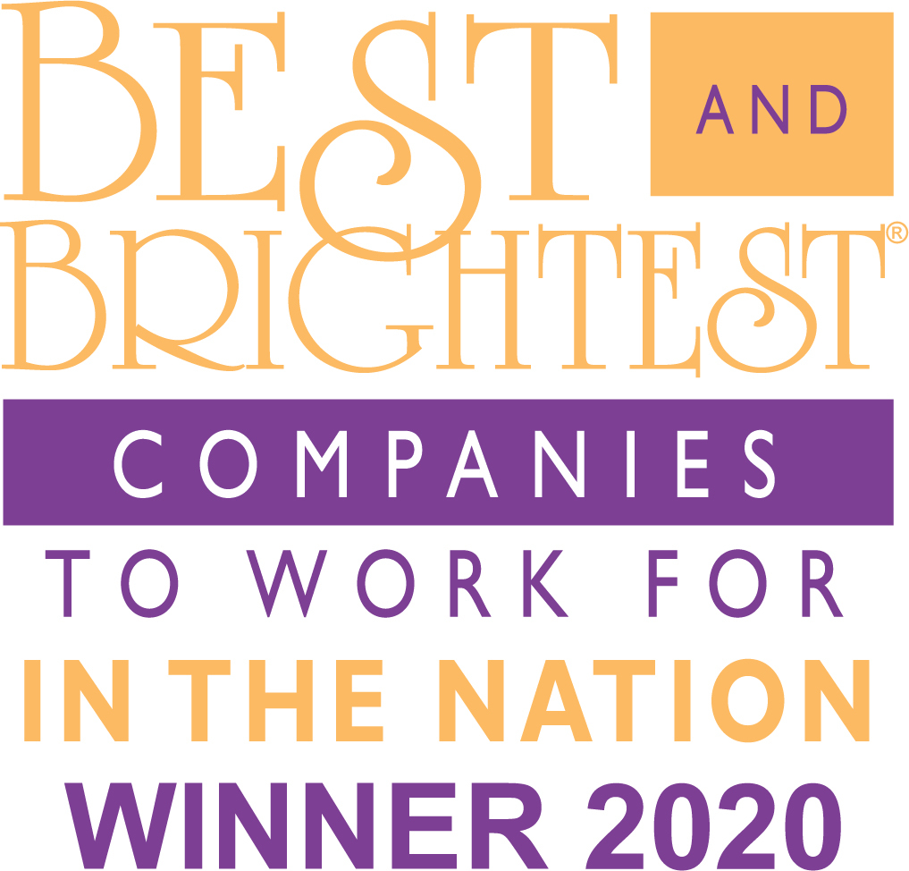 National Best and Brightest Award 2020