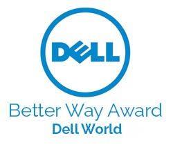 Dell Better Way award