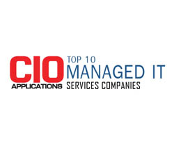 CIO Applications Top 10 Managed IT Services Companies award