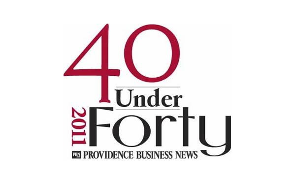 40 Under Forty 2011 PBN Award