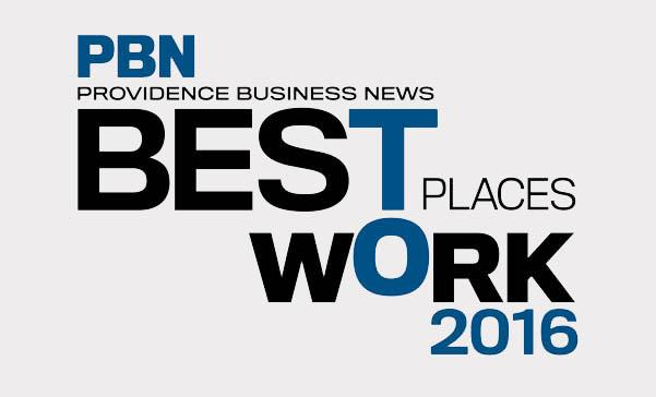 PBN Best Places to Work 2016