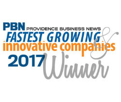 2017 PBN Fastest Growing and Innovative Companies award