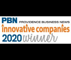 2020 PBN Fastest Growing and Innovative Company award